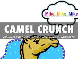 camel crunch by jordan dycus