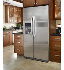 kitchenaid cabinet depth refrigerator kitchenaid side by side counter depth refrigerator reviews 3 best