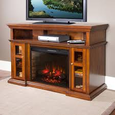 minimalist living room style with costco electric fireplace box and full screen black finishing metal