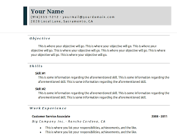 Resume Template Drive Docs Resume Templates Free