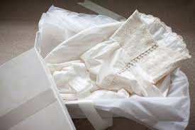 wedding dress storage how to clean preserve and store a wedding gown