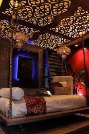 Morrocan Interior Design by A Parasoleil Ceiling With A Moroccan Feel Backyard Riad