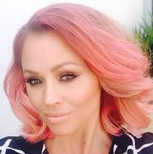 pastel hair colors for women in their 30s the rise of pink hair stars who experimented with a bubblegum do