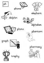 11 best diagraphs images on pinterest vocabulary worksheets