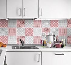 stickers carreaux cuisine sticker muraux carrelage pour cuisine motif et gris pack