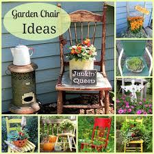 great garden chair u0026 planter ideas hometalk