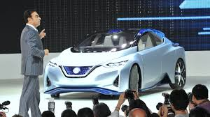 nissan japan headquarters driverless systems are scene stealers at tokyo motor show the