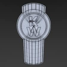 logo kenworth kenworth logo by niosdark 3docean