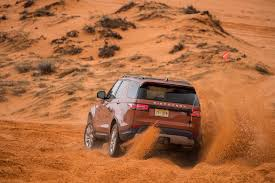 land rover racing 2017 land rover discovery first drive review automobile magazine