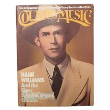 country music magazine hank williams mar apr 1984 leona williams