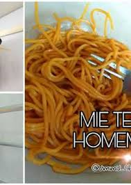 membuat mie dari wortel 299 resep mie wortel homemade enak dan sederhana cookpad