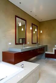 Pendant Lights In Bathroom by Bathroom Pendant Lighting Bathroom Contemporary With Bar Pulls