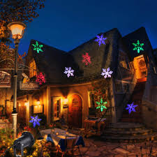 Led Snowflake Lights Outdoor by Perfect Outdoor Lights Laser Projector Decorative Party Lights