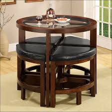 Kitchen  Dining Table Set With Bench Dining Room Chairs Round - Counter height kitchen table and chair sets