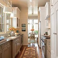 Ivory Colored Kitchen Cabinets - ivory painted kitchen cabinets to reduce the clutter effect