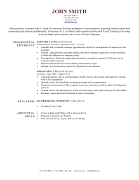 Mba Resume Templates 89 Best Yet Free Resume Templates For Word