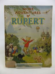 rupert annual 1947 adventures rupert written bestall