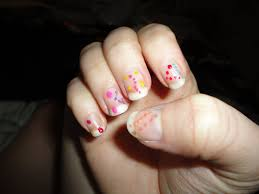 nail art is the art of decorating nails with different materials