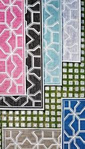 add a burst of style to your patio or deck with the threshold ikat