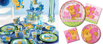 1st birthday party supplies baby boy 1st birthday party ideas teddy birthday