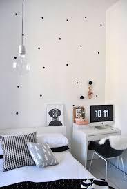 chambre fille noir et blanc 15 chambres d enfants en mode black and white billie blanket