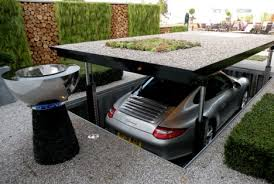 double car garage park and hide sales double of thunderbirds style pop up garage that