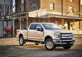Ford F350 Truck Gas Mileage - updated w video 2017 ford f series super duty first look
