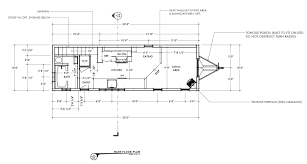 no 20 tamarack tiny house on wheels loft bath kitchen