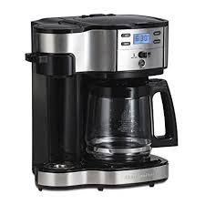 Coffee Pot hamilton 49980a single serve coffee maker and