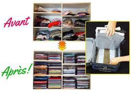 rangement armoire chambre pilefacile rangement vêtements multi usage lot de 10 le shop
