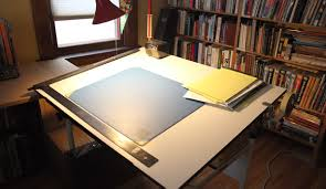 Drafting Table Cover by Studio Tour Mark Simonson