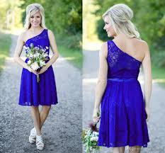 country bridesmaid dresses 2017 new short for weddings lace royal