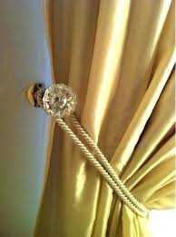 Diy Curtain Tiebacks Drapery Tie Backs Expatworld Club