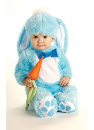 halloween costumes baby blue bunny infant halloween costume walmart com