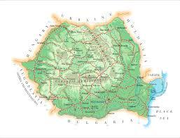 Romania Map Romania Map Romania 18dao Reference Wiki En 18dao Net