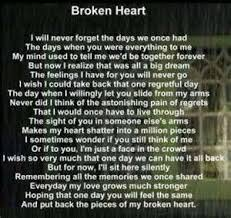 pics related to broken heart ordinary quotes