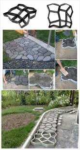 Concrete Driveway Paver Molds by Best 25 Concrete Pavers Ideas On Pinterest Outdoor Pavers