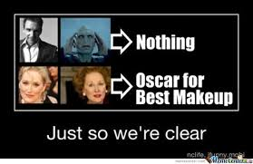 Oscar Memes - oscar awards logic by recyclebin meme center