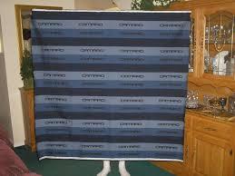 blue nos gm spectrum fabric for seats camaro interior shots