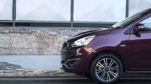 mitsubishi mirage returns for 2017 after heavy restyling youtube