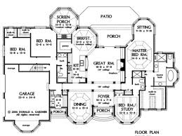 large house floor plans homely ideas 9 ranch house plans large 17 best images about floor