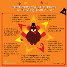 facts about grey thursday black friday and cyber monday