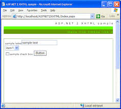 a c class to make your asp net pages xhtml valid codeproject