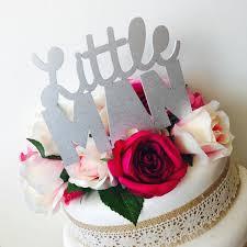 little man baby shower cake topper moustache cake topper cake