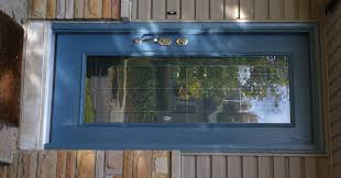 Glass Exterior Door Exterior Front Doors Commercial Steel For Shed Hollow Metal