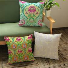 aliexpress com buy plant floral ethnic cushion cover vintage
