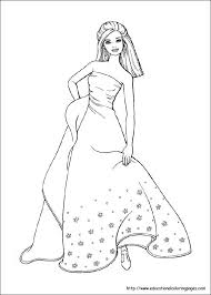 barbie thumbelina coloring pages barbie coloring pages for kids