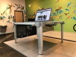 Standing Portable Desk Zestdesk Review Portable Standing Desk