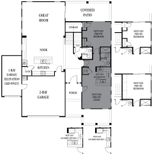 Multigenerational House Plans With Two Kitchens Multigenerational Home Trends Fusion