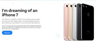 at t black friday deals include iphone 7 bogo